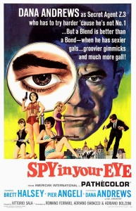 Spy In Your Eye/Bang You're Dead (1965)