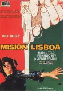 Espionage in Lisbon/Misión Lisbo (1965)