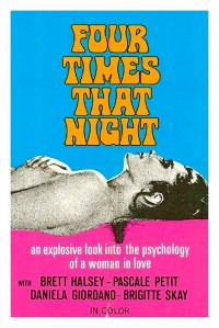 Four Times That Night/Quante volte… quella notte (1971)